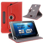 10* Leather 9* 10.1* 8* 7* Case Android Rotated Cover Pc Durable Tablet 360°
