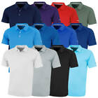 Puma Golf Mens Essential Pounce Cresting DryCell Tech Polo Shirt 46% OFF RRP