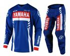 NEW 2019 TROY LEE DESIGNS TLD GP YAMAHA MOTOCROSS DIRT BIKE GEAR COMBO ALL SIZES