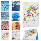 for New iPad 9.7 2018 6th Gen Smart Case & PU Leather Flip Folio Stand Cover