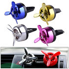 Car Air Outlet Vent Conditioner Clip Fan Air Freshener Perfume Fragrance Decor