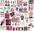 Hen Night Party Accessories Badges Sashes Willy Novelty Funny