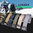Lixada Tactical Waist Belt Nylon Adjustable Belt Military Combat Straps B8E4