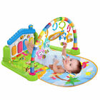 Baby Care Kids Gym Play Mat Multifunction Fitness Music Piano Gym Rug Toys