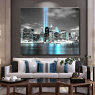 NEW YORK CITY Manhattan Skyline Canvas Print Pictures Wall Art Painting Unframed