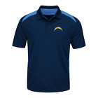 San Diego Chargers NFL Polo Shirt Men's size Large New w/Tag $34.99 USD on eBay