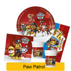 Paw Patrol Official Birthday PARTY RANGE Tableware Gifts Decorations - Procos