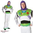 "FANCY DRESS COSTUME ~ MENS DISNEY TOY STORY ADULT BUZZ LIGHTYEAR 38"" - 46"""