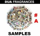 DUA Fragrances - Inspired Expressions - 2mL Decant SAMPLE Atomizer - You Choose $11.99 USD on eBay