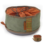 Fishpond Bow Wow Travel Collapsable Leak-Proof Dog Food Bowl