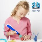 3D Printing Pen DIY Drawing Printer Doodler Crafting Arts Kids Toy with Filament