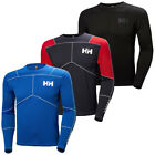 Helly Hansen Mens Lifa Active LS Exercise Fitness Base Layer Skin Top