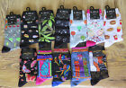 LADIES LAUREL BURCH & K BELL SOCKS Sz 9-11 Horse Dog Sushi Music Birds U Choose