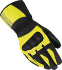 Spidi Voyager H2Out Gloves Black/Yellow