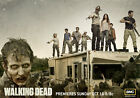 THE WALKING DEAD TV Show PHOTO Print POSTER Series Rick Grimes Andrew Lincoln 19