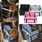 For Pet Safety Portable Dog Car Seat Belt Booster Travel Carrier Folding Bag US