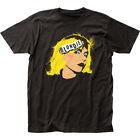 Blondie Face Licensed Adult T Shirt