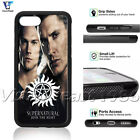 Supernatural Phone Case Sam Dean TV Series For iPhone X i8/7Plus 6s SE T6 Cover