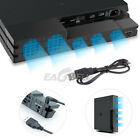5Fan Super Turbo Temperature Control Cooling Fan for Playstation4 PS4 / PS4 Pro