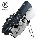 BOGNER LUX Mens Stand Golf Caddie Bag 2 Color Authentic Sports 181-181-12_V