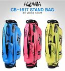 HONMA CB-1617 Authentic Stand Golf Caddie Bag 3 Color 9 inch*47 inch Sports_V