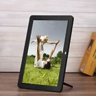 Digital Picture Frame With Wireless Remote 12 Inch Screen Built-in Speaker RM