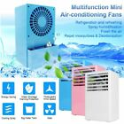 Mini Air Conditioning Unit Fan Low Noise Home Cooler Digital Cooling System EB