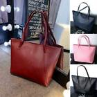 Women Leather Messenger Lady Hobo Handbag Shoulder Bag Tote PU Purse Satchel Bag