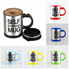Automatic Electric Lazy Self Stirring Mug Coffee Cup Milk Mi