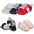 Toddler Baby Boy Girl Soft Sole Crib Shoes Newborn Sneakers