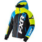 FXR Revo X Jacket Authentic Crossover Rider HydrX Thermal Dry DVS Snowmobile