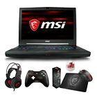 "MSI GT75 TITAN 4K-071 17.3"" 4K UHD Core i9-8950HK GTX 1080 Gaming Laptop"