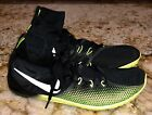 NIKE Zoom Victory Waffle 4 XC Black Cross Country Spikeless Shoes Mens 6 8 10.5 $91.26 USD on eBay