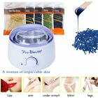 Hard Wax Beans Hot Wax Warmer Heater Machine For Painless Body Hair Removal Set