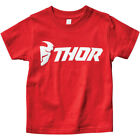 Thor Loud Youth Toddler Short Sleeve T-Shirt Red