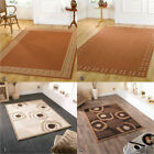 SMALL MEDIUM FLORENCE SORENTO bordered RUG THICK SISAL LOOK QUALITY FLAIR RUG