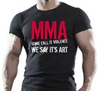 MMA BODYBUILDING GYM MOTIVATION T-Shirt BEST WORKOUT CLOTHING TRAINING WWE UFC for sale  Shipping to Canada
