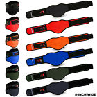 "NEW Weight Lifting Belts Gym Bodybuilding Workout Neoprene 8"" Wide Support Brace"