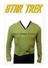 Star Trek Sewing Pattern Captain Wrap Tunic Cosplay Comic Con Fancy Uniform TOS on eBay