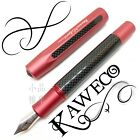 Kaweco Special Edition AC Sport Carbon Red Fountain Pen