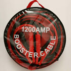 Heavy Duty Jumper Booster Cables Commercial Grade Battery 2 Gauge 20ft /1000 AMP