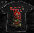 DANGEROUS TOYS-Texas-based rock band-Bang Tango, T_shirt - SIZES:S to 6XL