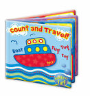 Baby Bath Book Waterproof PVC Padded Floating Educational Fun Bath Time Toy Gift