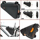 Bicycle Triangle Frame Bag Bike Cycling Pouch Case Medium Large Durable Outdoor