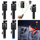 New Monopod Extandable Selfie Stick Telescopic For Huawei Y6 (2018) - AUX