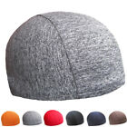 Head Warmer Skull Cap Hat Mens Windproof Helmet Liner Unisex Thermalm Beanie