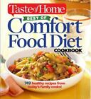 Taste of Home Best of Comfort Food Diet Cookbook: 749 Healthy Recipes From..NEW!