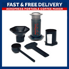 Aerobie AeroPress Coffee Machine with Filters and Replacement Cap - FREE GIFT