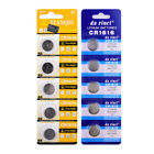 Coin Cell CR2025 CR2450 5pcs 3V Calculator CR2025 CR2430 Button Batteries