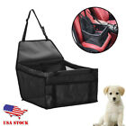 USA Folding Pets Dog Cat Car Seat Travel Carrier Kennel Puppy Handbag Sided Bag